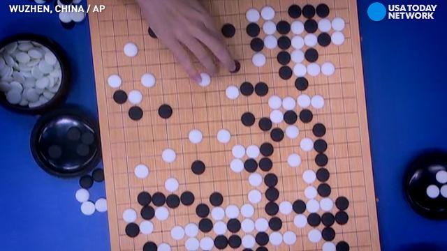 Human prodigy is no match for Google's AI AlphaGo