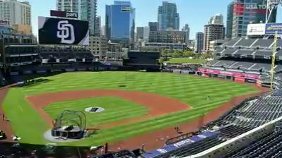 MLB is looking into an incident where a drone crash landed during a game between the Padres and Diamondbacks.