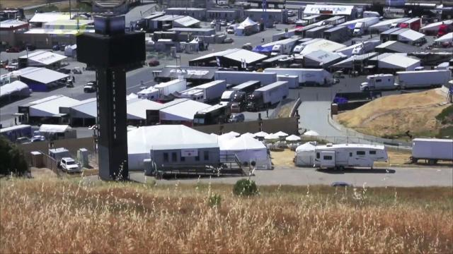 Sales on RVs are expected to break last year's numbers, which already set a record. Buzz60's Josh King (@abridgetoland) has more.