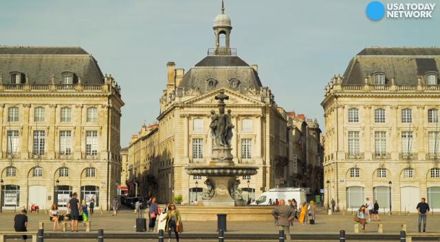 Bordeaux, France is a city filled with history and of course very fine wine! Christine van Blokland takes you on a grand tour.