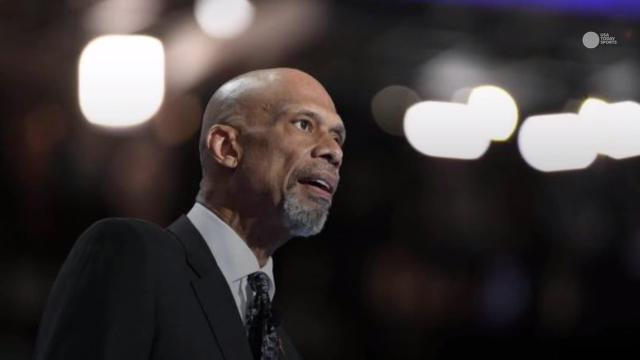 Kareem Abdul-Jabbar has been criticizing President Donald Trump well before the election. Here's a brief look at some of his previous comments regarding the commander-in-chief.