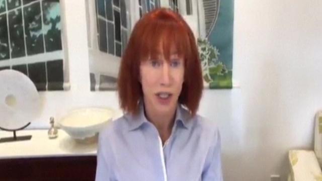 Kathy griffin ausgesetzt — 11