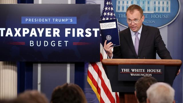 The Trump budget expects the U.S. economy to reach 3 percent by 2021. But economists say that number isn't realistic. Video provided by Newsy