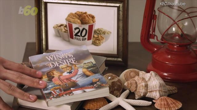 KFC Releases Free Romance Novel as Mother's Day Gift
