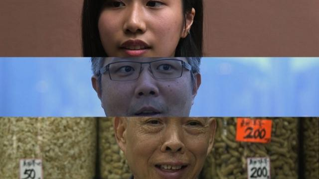 Divided by age, wealth and politics, the people of Hong Kong will mark the 20th anniversary of its transfer from Britain back to China with contrasting emotions: anger and pessimism, pride and celebration. Video provided by AFP
