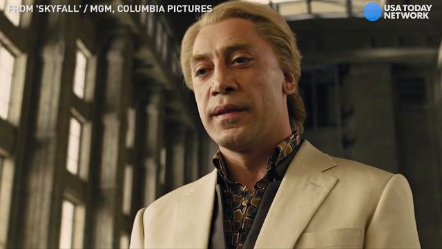 From vengeful pirate ghost to bitter cyberterrorist, Javier Bardem ranks his most chilling characters.