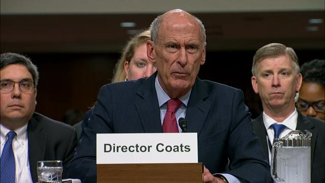 "Dan Coats says the US has not yet verified that the Islamic State group is responsible for the Manchester attack. Speaking before the Senate Armed Services Committee, he  said the deadly suicide attack was a ""tragic situation."" (May 23)"