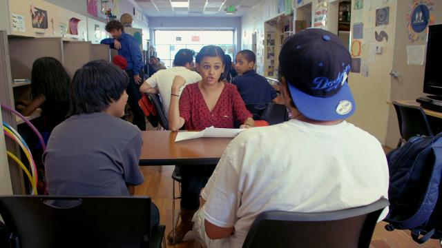 RISE High wants to make learning more accessible for young people in Los Angeles.