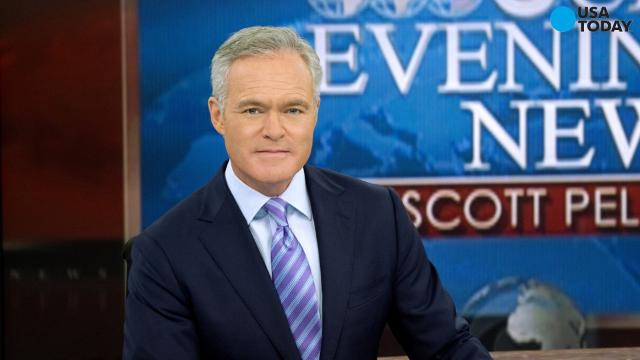 Scott Pelley will no longer anchor 'CBS Evening News'