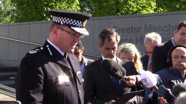 British police name the suspected attacker behind the Manchester concert bombing that killed 22 people as Salman Abedi, but decline to give any further details. Video provided by AFP
