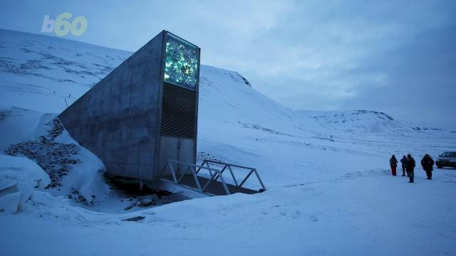 Not even a doomsday vault built to withstand the test of eternity is safe from global warming. Angeli Kakade (@angelikakade) has the story.