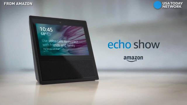 Amazon Unveils Amazon Echo With Video So It Can Both Show And Tell