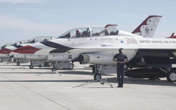 An inside look at what it's like to fly the military's most advanced fighter jets.