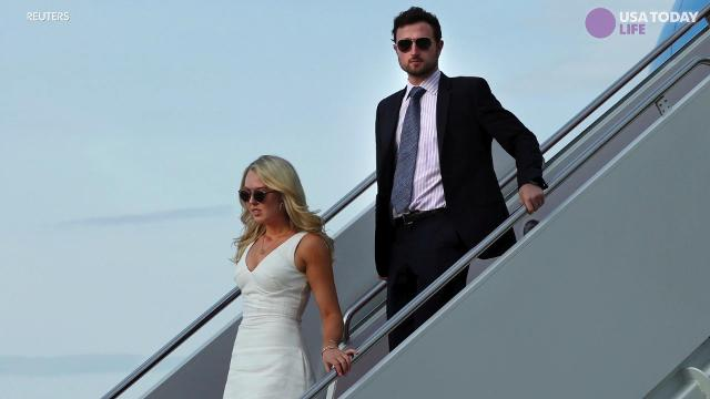 Tiffany Trump will be just blocks away from the White House later this fall.
