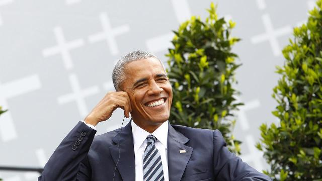 President Obama tells crowd in Berlin: 'We can't hide behind a wall'