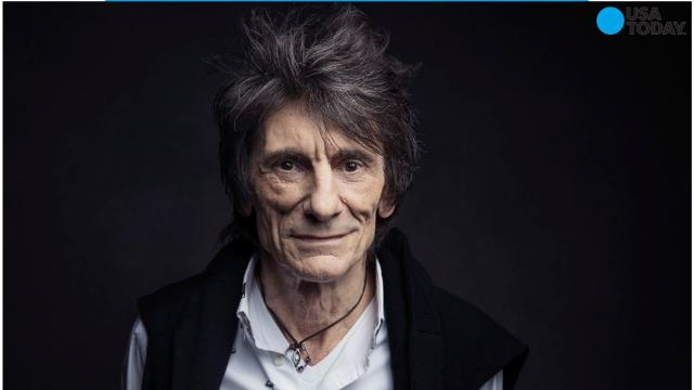 Rolling Stones guitarist Ronnie Wood has undergone surgery for a small lesion on his lung, but is feeling fine, his representative said on Wednesday.