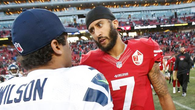 Free-agent Colin Kaepernick is expected to be part of a group of quarterbacks that will workout for the Seattle Seahawks, reports NFL.com Ian Rapoport.