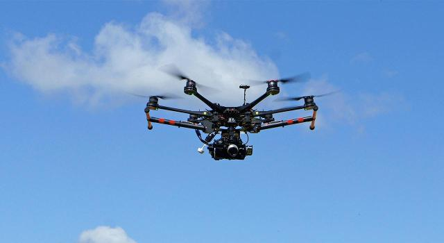The U.S. government wants to be able to track and destroy drones