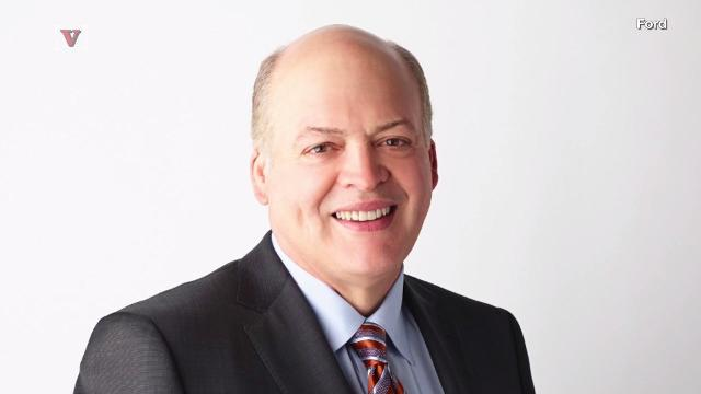 Ford Replaces Ceo Mark Fields With Jim Hackett Known For