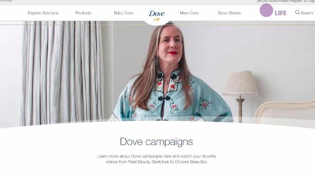 Dove coming under fire for its most recent Real Beauty Campaign