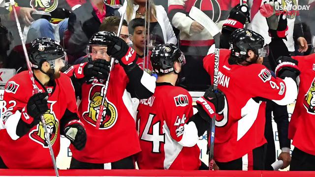 Ottawa has only won a single conference championship in its history and the Senators have never won a Stanley Cup. They still have a chance to do both in this year's NHL Playoffs.
