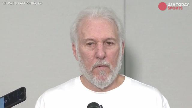 Popovich on Leonard injury: 'You ever hear of manslaughter?'