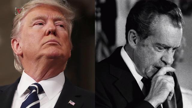 Trump and Russia, Nixon and Watergate: What's similar? What's different?