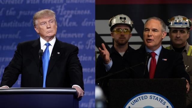 Trump's budget would make it harder to clean up highly polluted sites