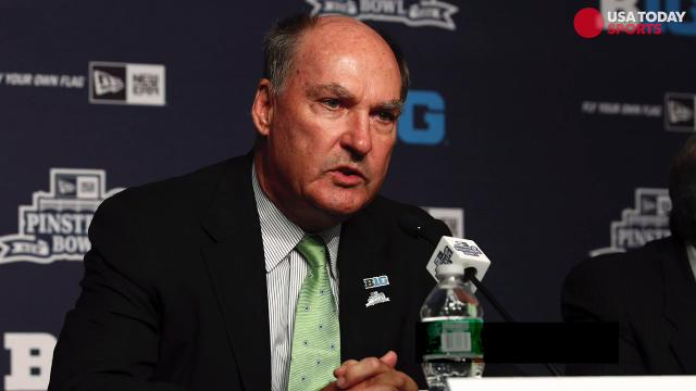 Information in the Big Ten Conference's new federal tax return was provided in response to a request from USA TODAY Sports.