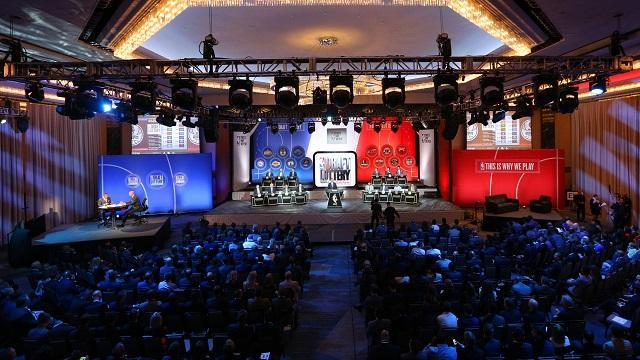 How the NBA draft lottery works