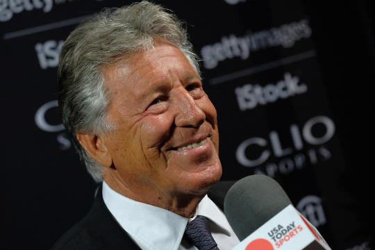 Legendary IndyCar racer Mario Andretti  loves taking people for a ride in his two-seater. The celebrity he'd most like to take for a ride? Pope Francis.
