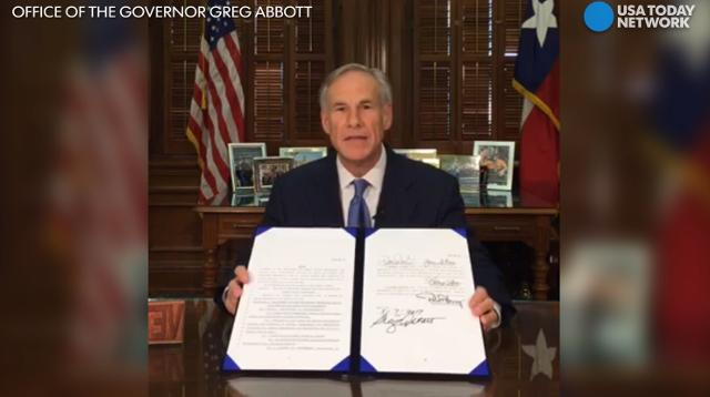Texas bans sanctuary cities