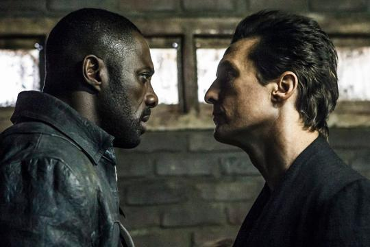 Stephen King's 'The Dark Tower' makes its launch to the big screen with stars Matthew McConaughey and Idris Elba on Aug. 4.