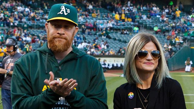 "Oakland A's relief pitcher Sean Doolittle and his fiance, Eireann Dolan, explain what a ""bad paper"" veteran is and why thousands of these heroes don't get the help that they deserve."