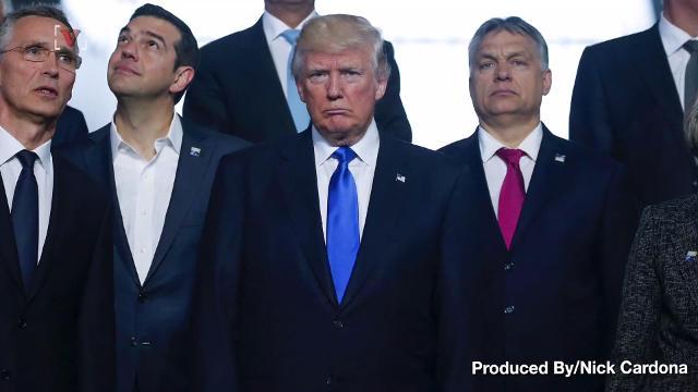 A video of President Trump has gone viral yet again. Veuer's Nick Cardona (@nickcardona93) has that story.
