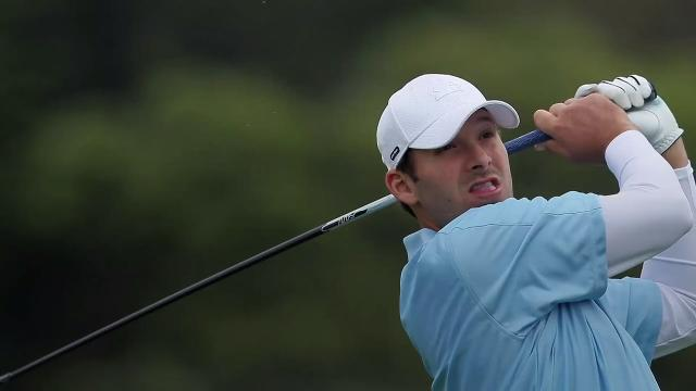 Tony Romo will attempt to qualify for the U.S. Open.