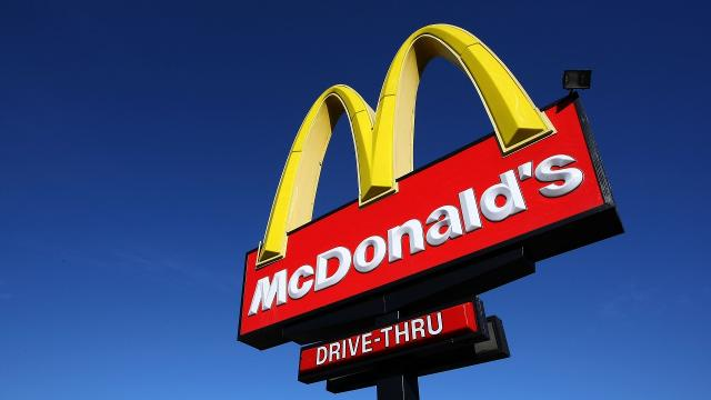 McDonald's pulled a British ad that featured a boy who'd lost his father.