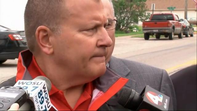 Gunman kills 3 at Ohio nursing home