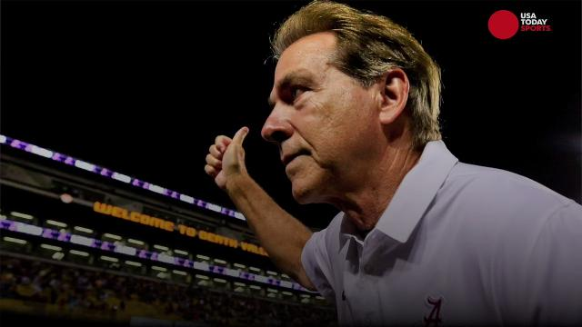 Alabama's head coach becomes the highest-paid college football coach in the nation.