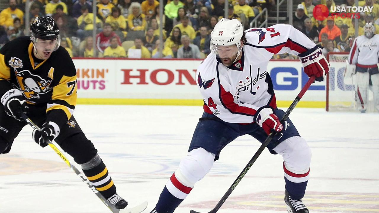 The beauty, intensity and agony of game 7s will be on full display between the Capitals and Penguins, and Oilers and Ducks. USA TOADY's Kevin Allen details the teams' histories in game 7s and what to expect tonight.