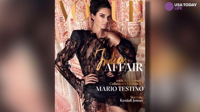 Kendall Jenner has had a rough few weeks. First it was backlash from her Pepsi, then her involvement with the Fyre festival, now the reality star is facing backlash from her Vogue India cover.