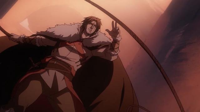 "The new teaser for Netflix's ""Castlevania"" series plays up its video game origins.