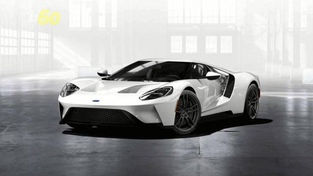 With an almost half million dollar price tag, the 2017 Ford GT has been released, Even if you had the money, you can't buy one.