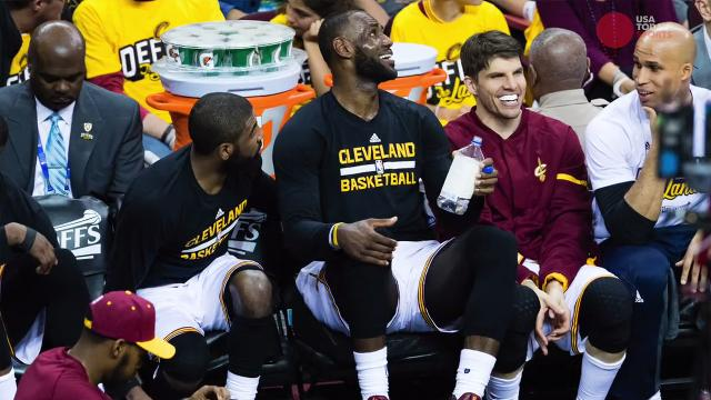 Cavaliers already have edge against next opponent