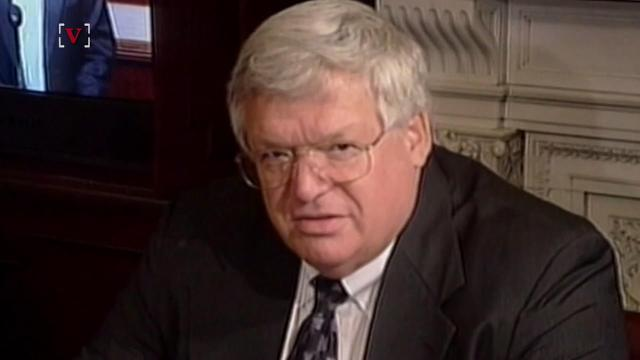 In a lawsuit, a man claims he was sexually assaulted by former House Speaker Dennis Hastert decades ago. Elizabeth Keatinge (@elizkeatinge) has more.