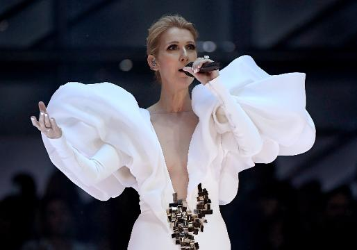 "To honor the 20th anniversary of the movie ""Titanic,"" Celine Dion performed ""My Heart Will Go On"" which instantly became one of the most memorable performances of the night."
