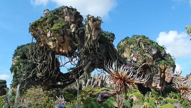 You've seen Pandora in 'Avatar,' but you've never seen it like this.