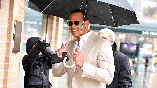 Alex Rodriguez passes on chance to join group bidding to buy Marlins