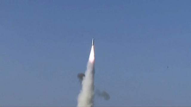 North Korea says it will mass-produce ballistic missile