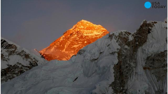 At 29,029 feet, Mount Everest in Nepal is the world's tallest peak. Despite the physical danger and significant expedition costs, many elite and enthusiast climbers seek to summit every year. The 2014 and 2015 climbing seasons were cancelled after deadly avalanches.